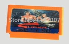 Brand New Classical 8 Bit Game Cartridge Card – Super Contra 8