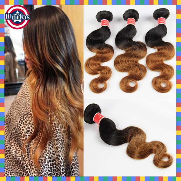Ombre Human Hair Weave 41