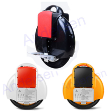 Free Shipping One wheel IPS electric Self Balance Unicycle scooter Mountain Bike Bicycle For Russia Word Best Battery Quality
