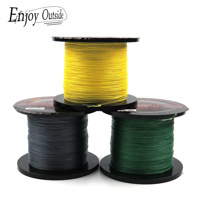 Super strong Brand SPIDER KING PE Braided Fishing Line Multifilament fishing line 500M mian line1.0 1.5 2.0 2.0 3.0(China (Mainland))