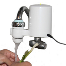 Ozone Generator Water Household Faucet Tap O3 Water Filter Purifier Wash Fruit Vegetable Face Sterilizer Ozonizer(China (Mainland))