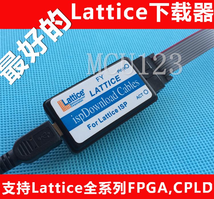 Lattice USB Download line Download device ispdownload cpld/fpga(China (Mainland))