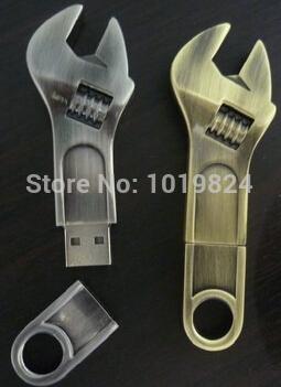 100% real capacity pliers metal USB Flash drive Memory Pen Drive Stick 2GB 4GB 8GB 16GB S122(China (Mainland))