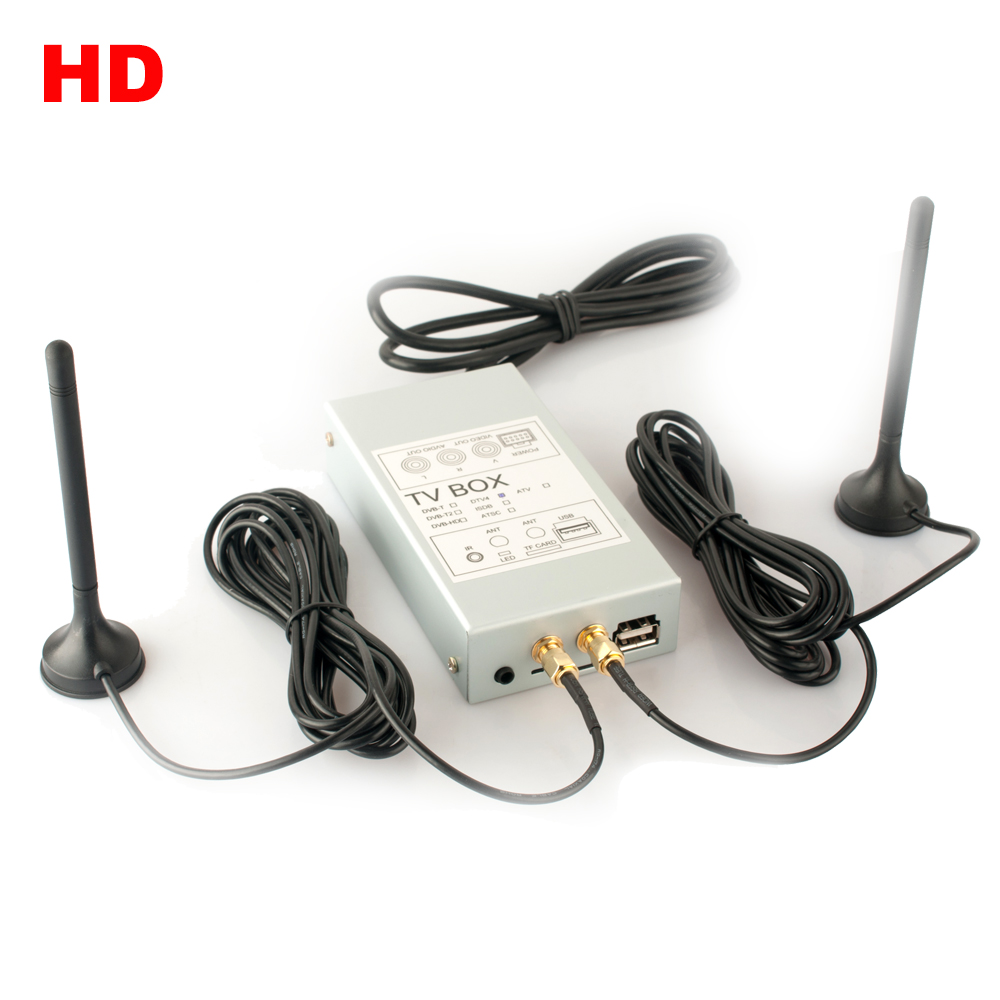 China Car Audio HD TV Box +Antenna+Power cable For Android Car DVD Sells With Our Car DVD Together(China (Mainland))
