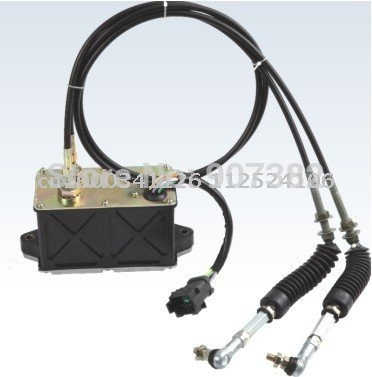 Caterpillar replacement parts 320C Motor(7 cable), throttle motor assembly,excavator parts 247-5212(China (Mainland))