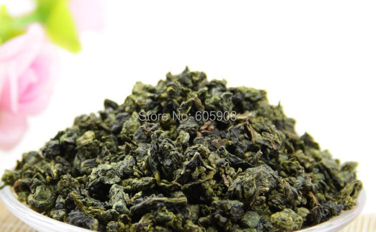 100g Premium Taiwan Jin Xuan Milk Oolong Tea Fragrance Oolong