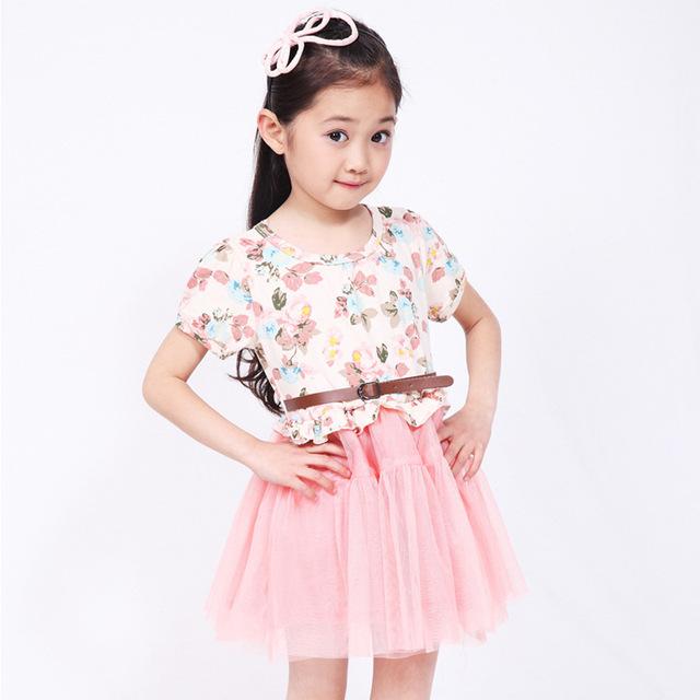 Платья короткие для девочек 7 8 лет