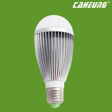 New LED bulb 10W   cree High brightness Dimmable  bubble Ball Bulb AC85-265V E27 Warm / White /cool white warranty 2 years