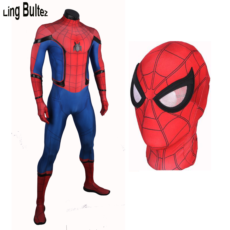 online kaufen gro handel high quality spiderman costume aus china high quality spiderman costume. Black Bedroom Furniture Sets. Home Design Ideas