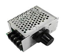 220в 4000 Вт высокой мощности SCR AC преобразователь напряжения затемнения диммер, регулятор скорости, thermolator