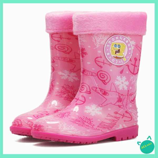 Cheap Shiny Boots Pattern Boots Kids Shiny