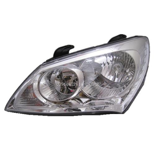 For Hyundai elantra headlamps assembly 2008, 2009, 2010 model Headlamps headlight lamp send light bulb waterproof No astigmatism