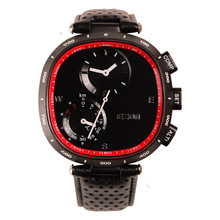 EZON climbing the table professional climbing PU strap wearable smart devices compass altimeter men watch counter money