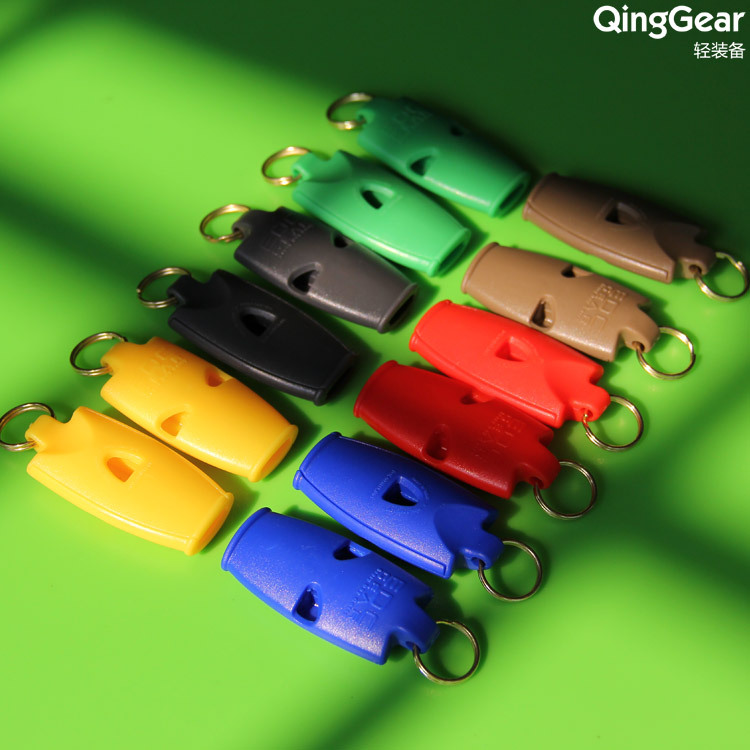 Hot Sale! 4pcs/lot,Micro survival emergency whistle for outdoor activities, EDC Tool, free shipping<br><br>Aliexpress