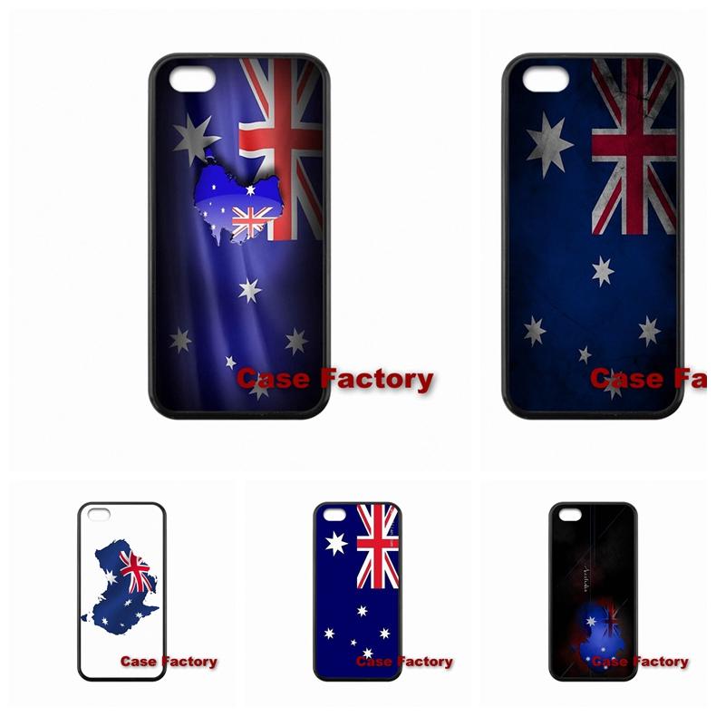 For Xiaomi Mi3 Mi4 Redmi Note 2 Samsung A3 A5 A8 J2 J3 S3 S4 S5 mini Australia Flag Hard PC(China (Mainland))