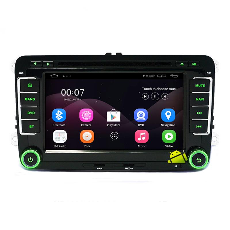 7 Quad Core Android 4 4 font b Car b font DVD font b GPS b