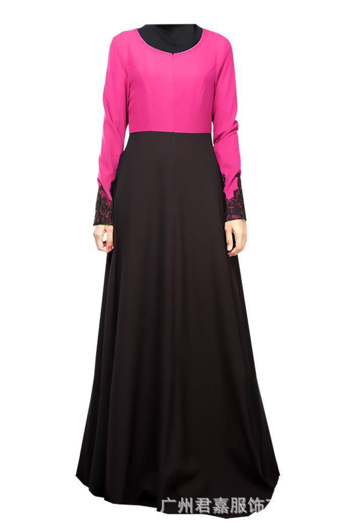 32367303776 2015 Muslim Women Fashion Dresses Abaya Dubai Lady Clothes ...