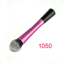 Hot Sale Fashion 2015  Women Girls Professional Powder Blush Cosmetic Stipple Foundation Brush Makeup Tool