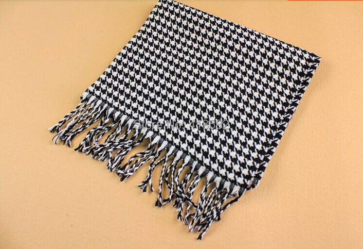 WJ002 2015 New Women s scarf Imitation cashmere knitting Plover case color warm winter men Scarves