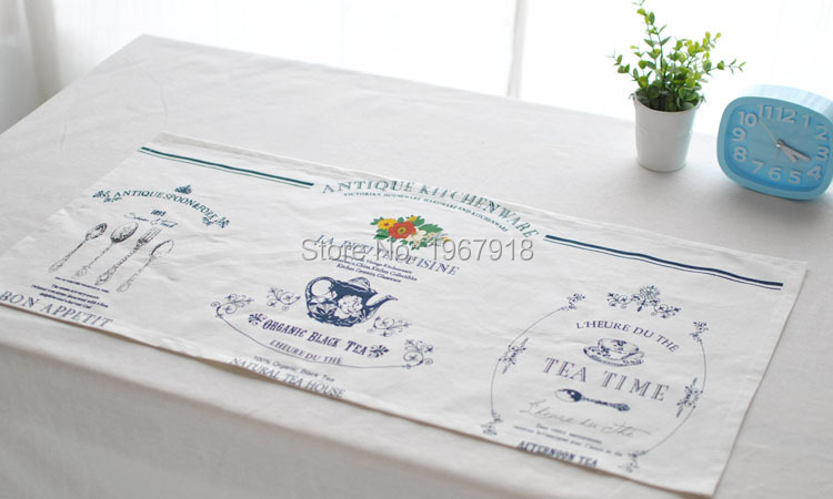 Linen Placemat rustic dining table mat disc pads bowl pad coasters wedding table cloth pad slip-resistant pad (7)