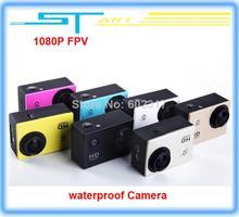 10 шт. действие спорт DVR дайвинг водонепроницаемый камера 1080 P полный HD Gopro стиль для беспилотный qr-x350 pro FPV вертолет игрушка хобби