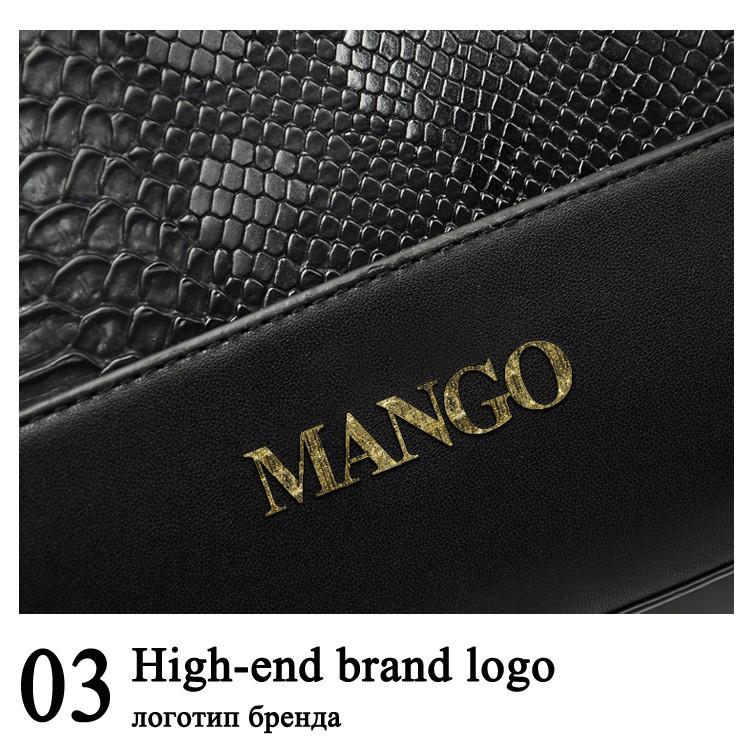 дизайнер сумок высокого качества манго сумки женщин серпантином сумочку женщины сумка bolsos mujer pu кожа messenger сумка 2015