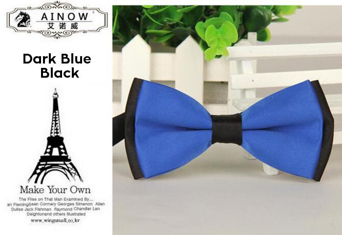 dark blue black