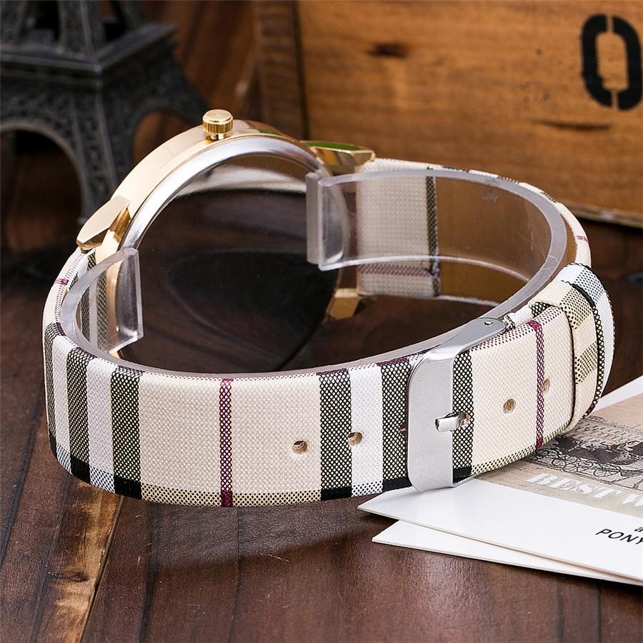 Vansvar Original Brand Fashion Leather Strap Watch Women Casual Sports Wristwatch Luxury Quartz Watch Relogio Feminino Gift 1959