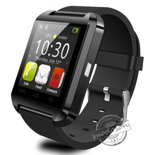 Buy Bluetooth Smart Watch U8 Smartwatch clock hours Samsung lenovo htc xiaomi huawei sony meizu lg Android phone PK DZ09 A1 GT08 for $12.98 in AliExpress store