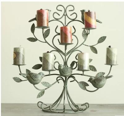 Candelabros de pared compra lotes baratos de candelabros - Lopez del hierro decoracion ...