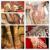1 Шт. Черный Цвет Индийские Хна Конус Красоты Женщины менди Палец Крем Для Тела Краска DIY Временные Рисунок для Татуировки трафарет