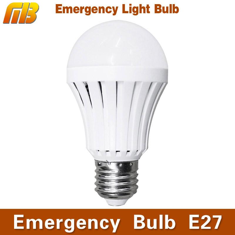 Buy led emergency bulb night light lamp automatic charging 5w 7w 9w 12w cool The light bulb store