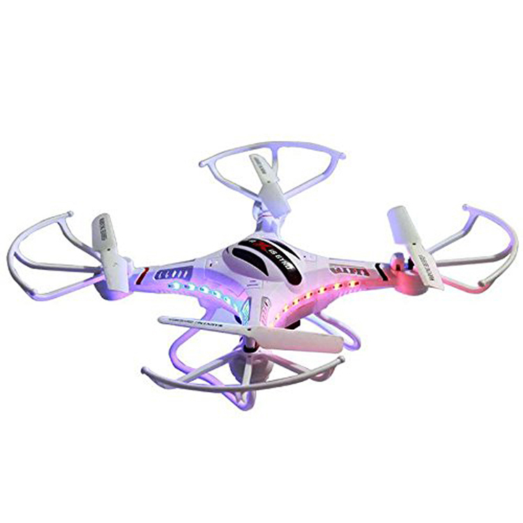 Professional drones with hd camera remote control helicopter quad copter with camera radio controle drone flying DFD F183C S046(China (Mainland))