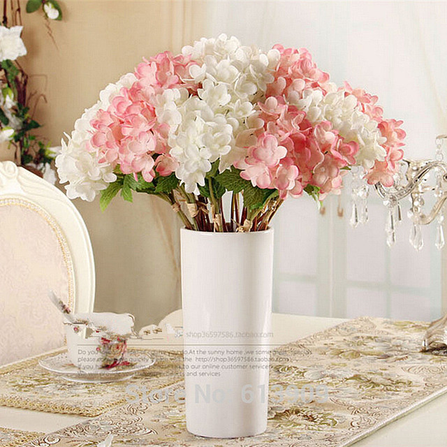 home decorative flowers bouquet dining table decoration free shipping