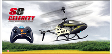 Free shipping 2015 New Syma S8 3CH RC Remote Control Helicopter with Gryo Searching Light RTF