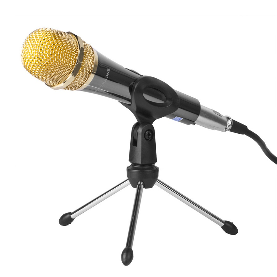 how to put shock mount on mic stand