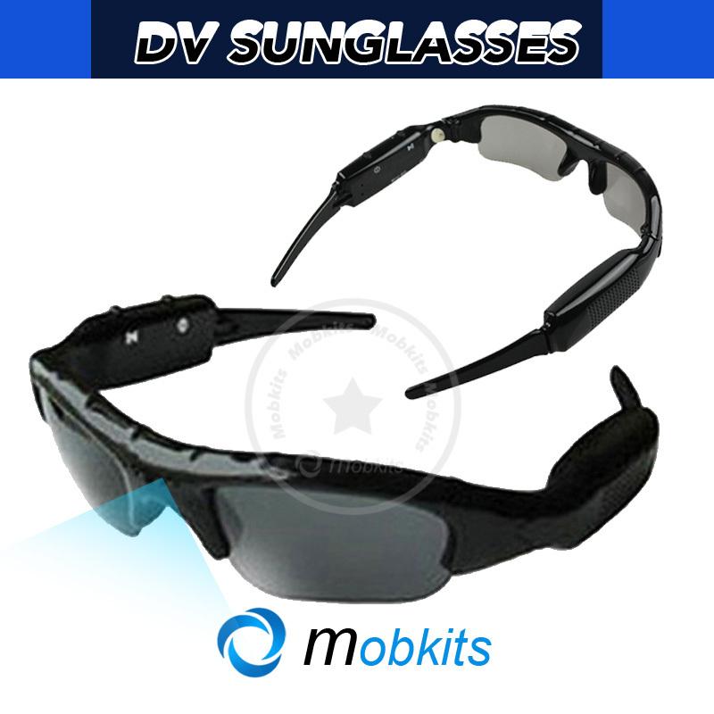 Mini DV Glasses Digital Audio Video Camcorder HD 720P DVR Sunglasses Sport Camera Recorder Action Cam Support TF Card(China (Mainland))