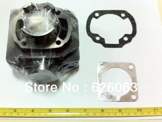 Free Shipping 41mm Cylinder Kit for Morini AD50 engines commonly found on Hyosung scooter part<br><br>Aliexpress