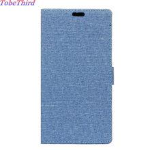 Buy TobeThird BQ X5 Plus Case Linen Texture Card Holder Stand Wallet PU Leather Flip Cover Case BQ Aquaris X5 Plus for $7.64 in AliExpress store