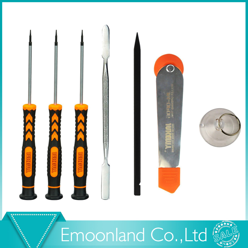 Jakemy JM-I82 screwdriver set with Disassembling Repair Opening Tools kit repair mobile phone for iphone 6s plus 5s ipad samsung<br><br>Aliexpress
