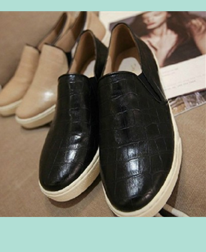 Fashion normic 2015 spring autumn flat single shoes round toe heel women's sports casual skateboarding - Feng Mai shoe factory store