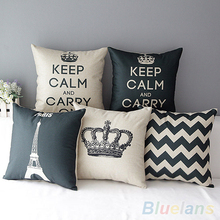Classic Printed Cushion Cover