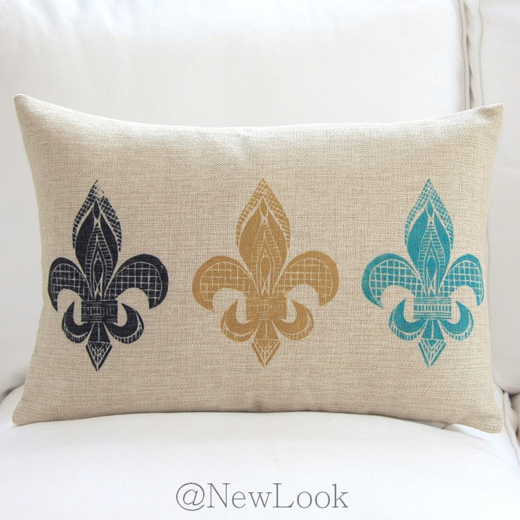 Aliexpress.com : Buy Wholesale Linen Decorative Throw Pillows Decorate for a Sofa Cushion Cover ...
