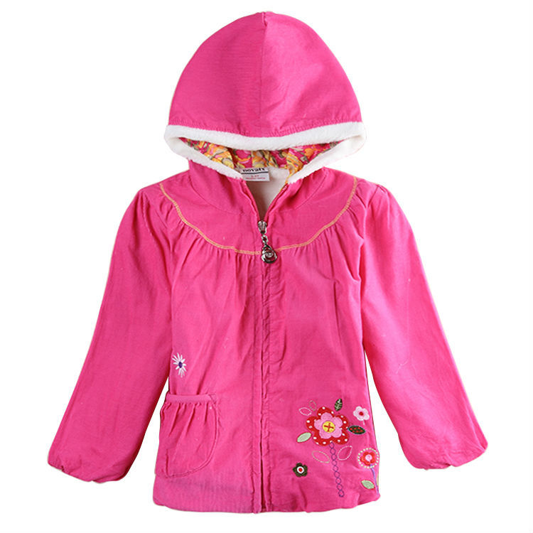 Girl Children Outerwear Cute Baby Clothes Coat for Girls Winter Nova Kids Hooded Jackets for Girl Warm Coat <br><br>Aliexpress