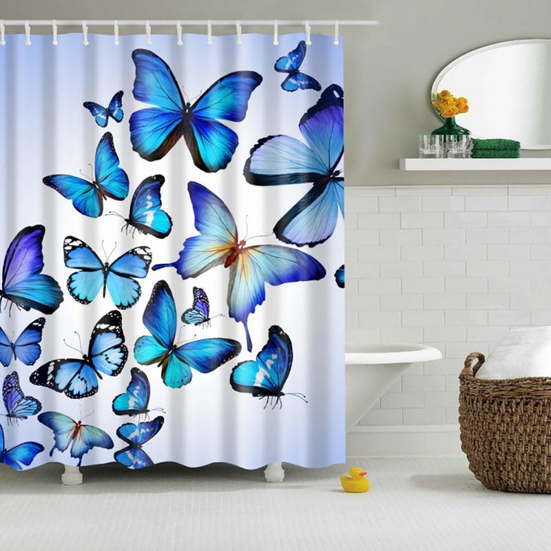 Modern Designer Feminine Decor Dreamy Folklore Shower
