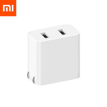 Buy Original Xiaomi Travel Quick Charger QC3.0 2 Port 9V=2A/12V=1.5A/5V=2.4A Max 18-20W Dual USB Port iPhone Samsung Android for $11.12 in AliExpress store