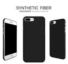Buy Nillkin synthetic fiber top mobile phone case iphone 7 plus Hard Carbon Fiber PP Plastic Back Cover Case iphone 7s plus for $9.99 in AliExpress store