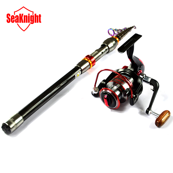 New Arrival Super Quality Low Profit 2 1 3 6M Telescopic Fishing Rod And 3000 4000