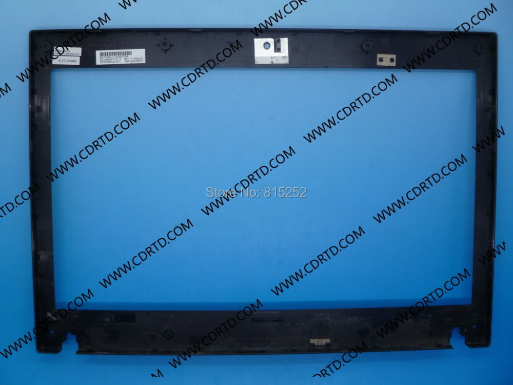Used and original! LCD Front Bezel for HP 4410S 4411S 4415S 4416S black 536423-001 6070B0347101(China (Mainland))