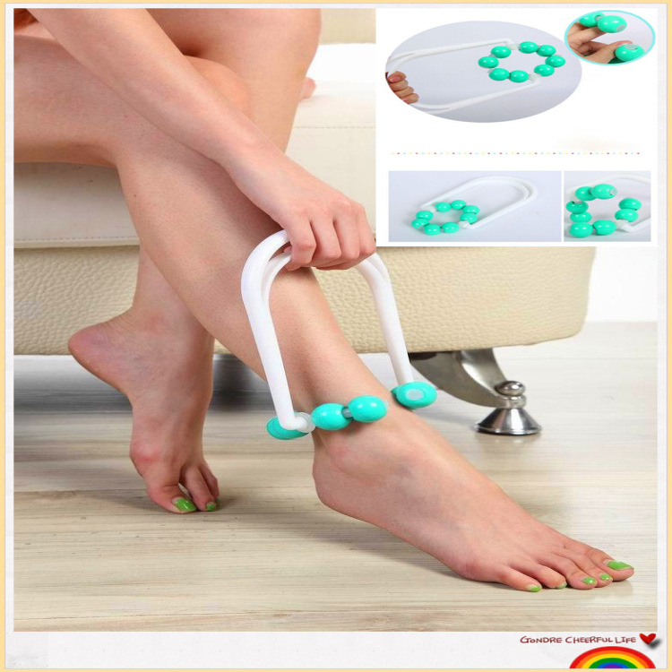 Health Care High Quality 1Pcs New Roller Body Legs Relax Massager Foot Calf Slimming Magic Shapely Legs Care  Health Care High Quality 1Pcs New Roller Body Legs Relax Massager Foot Calf Slimming Magic Shapely Legs Care